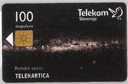 PHONE CARD  SLOVENIA (E16.22.2 - Schede Telefoniche