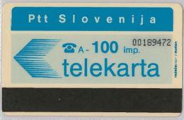 PHONE CARD  SLOVENIA (E16.22.3 - Schede Telefoniche