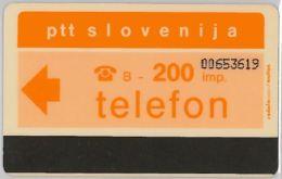 PHONE CARD  SLOVENIA (E16.22.4 - Schede Telefoniche