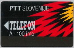 PHONE CARD  SLOVENIA (E16.22.5 - Schede Telefoniche