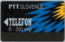 PHONE CARD  SLOVENIA (E16.22.6 - Schede Telefoniche
