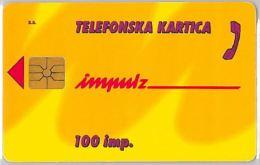 PHONE CARD  SLOVENIA (E16.23.3 - Schede Telefoniche