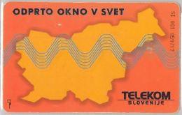 PHONE CARD  SLOVENIA (E16.23.5 - Schede Telefoniche