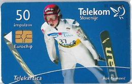 PHONE CARD  SLOVENIA (E16.23.8 - Other - Europe
