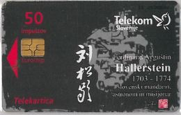 PHONE CARD  SLOVENIA (E16.24.1 - Other - Europe