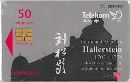 PHONE CARD  SLOVENIA (E16.24.2 - Other - Europe