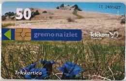PHONE CARD  SLOVENIA (E16.24.3 - Other - Europe