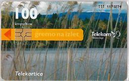 PHONE CARD  SLOVENIA (E16.24.4 - Schede Telefoniche