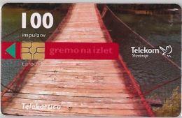 PHONE CARD  SLOVENIA (E16.24.5 - Schede Telefoniche