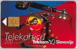 PHONE CARD  SLOVENIA (E16.24.6 - Schede Telefoniche