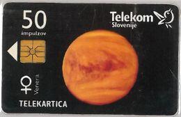PHONE CARD  SLOVENIA (E16.25.1 - Schede Telefoniche