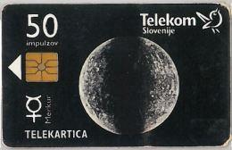 PHONE CARD  SLOVENIA (E16.25.2 - Schede Telefoniche