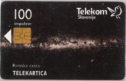 PHONE CARD  SLOVENIA (E16.25.3 - Other - Europe