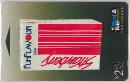 PHONE CARD  FIJI (E17.27.7 - Fiji