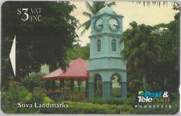 PHONE CARD  FIJI (E17.28.3 - Fiji