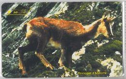 PHONE CARD  ANDORRA (E18.1.8 - Andorra