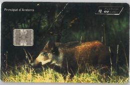 PHONE CARD  ANDORRA (E18.2.1 - Andorra