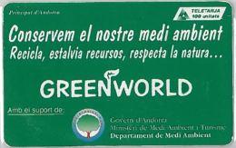 PHONE CARD  ANDORRA (E18.3.3 - Andorra