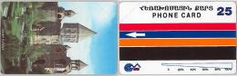 PHONE CARD  ARMENIA-URMET (E18.4.3 - East Timor