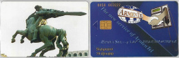 PHONE CARD  ARMENIA (E18.4.7 - Timor Orientale