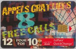 PHONE CARD  CANADA (E18.5.4 - Canada