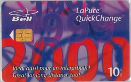 PHONE CARD  CANADA (E18.7.6 - Canada