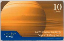 PREPAID PHONE CARD-  CANADA (E18.8.2 - Canada