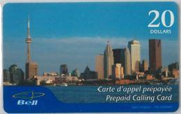 PREPAID PHONE CARD-  CANADA (E18.8.3 - Canada