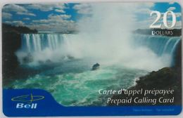 PREPAID PHONE CARD-  CANADA (E18.8.4 - Canada
