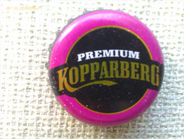 Chapa Kronkorken Caps Tappi Sidra Kopparberg. Reino Unido - Chapas Y Tapas
