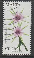 Malta 2015 Maltese Flora - Flowers 0.26 € SW:1896 Multicolored O Used - Malta