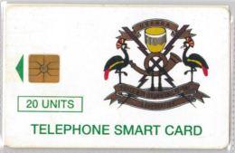 PHONE CARD-  UGANDA (E20.26.1 - Uganda