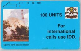 PHONE CARD-  UGANDA (E20.26.3 - Uganda