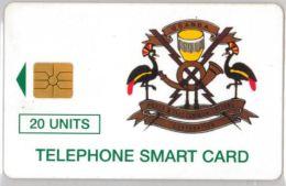 PHONE CARD-  UGANDA (E20.26.4 - Uganda