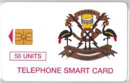 PHONE CARD-  UGANDA (E20.26.5 - Uganda