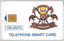 PHONE CARD-  UGANDA (E20.26.7 - Uganda