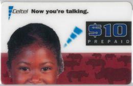 PREPAID PHONE CARD-  UGANDA (E20.27.3 - Uganda