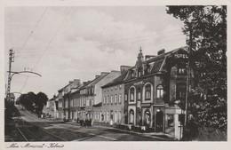 Neu-Moresnet ,Kelmis,La Calamine,Hotel Thess,pension,rail TRAM  (neutral-Gebiet);Plombières - Moresnet -Henri-Chapelle - Plombières