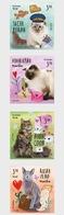 Croatia 2018 Set - Children's World - Pets - Cats II - Kroatië