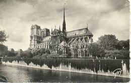 Postal Francia. Catedral De Notre Dame. Matasellos 1953. Ref. 7-3ay114 - Francia