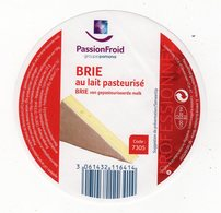 Avr18   44019   étiquette Fromage   Passionfroid - Cheese