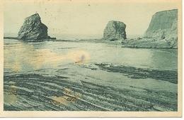 Postal Francia. Hendaye-Plage. Circulada Y Matasellada. Ref. 7-3ay121 - Francia