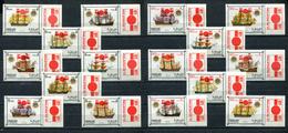 Sharjah 1972 Mi # 1100 - 1115 PHILATOKYO Set Of 16 Stamps MNH - Sharjah