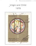Argentina PO 1978 Vergine E Bambino   Scott.1226+See Scan On Scott.Page - Argentina