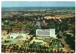 TOGO - LOME' VUE AERIENNE / THEMATIC STAMPS - PARK - Togo