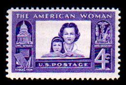 USA,1959, Scott #1152, American Women, MNH, VF - United States