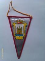 Banderín De Ibiza. Islas Baleares. España. Años '60-'70 - Escudos En Tela