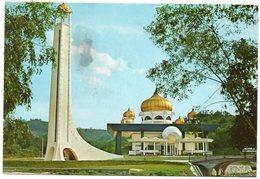 MALAYSIA - KUALA LUMPUR THE UNIVERSITY MOSQUE - Malesia