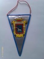 Banderín De Navarra. España. Años '60-'70 - Escudos En Tela