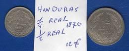 Honduras  2  Pieces  1870 - Honduras
